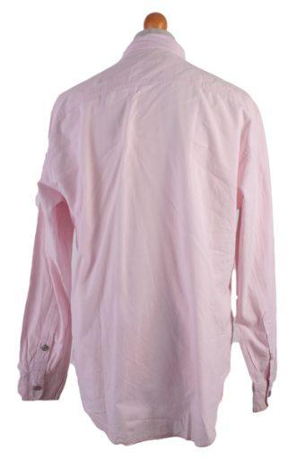 Ralph Lauren Vintage Long Sleeve Shirt Pink Size 12 - SH1567-6695