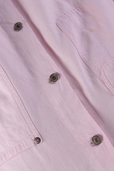 Ralph Lauren Vintage Long Sleeve Shirt Pink Size 12 - SH1567-6696