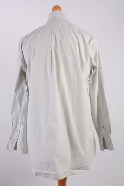 Tommy Hilfinger Vintage Long Sleeve Shirt Grey Size L - SH1654-7151