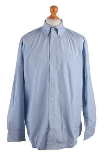 Tommy Hilfiger Long Sleeve Shirt Blue L