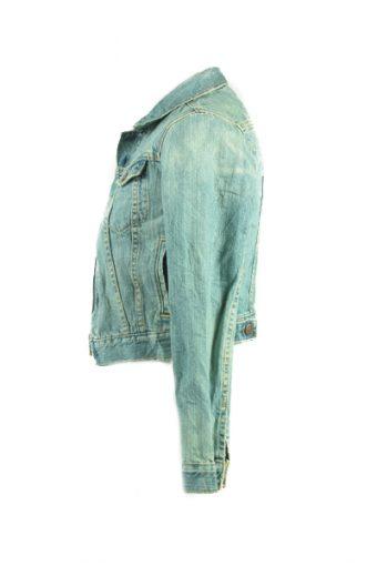 Levis Vintage Denim Jacket Blue Unisex Size S -DJ862-10054