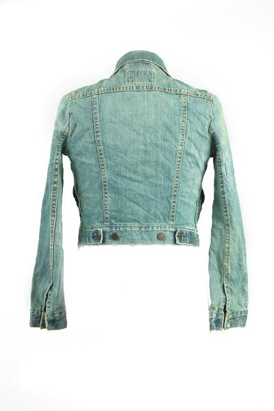 Levis Vintage Denim Jacket Blue Unisex Size S -DJ862-10056