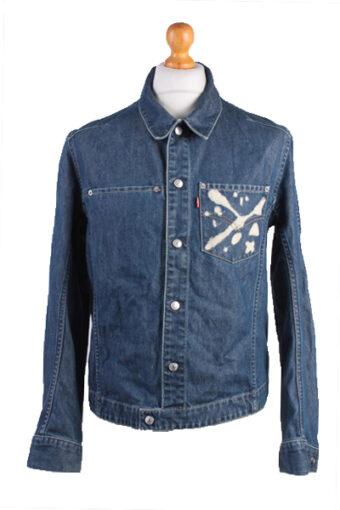 Levi's Denim Jacket Blue M