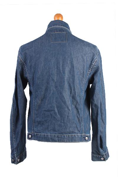 Levis Vintage Denim Jacket Blue Unisex Size M -DJ878-10103