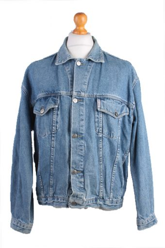 Rio Verde Denim Jacket Blue L