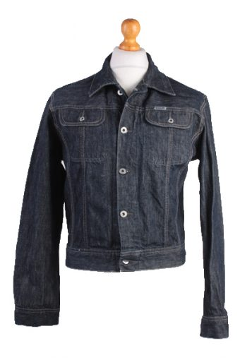 Diesel Denim Jacket Blue M
