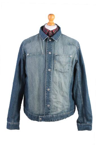 Levi's Denim Jacket Blue XL