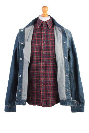 Levis Vintage Denim Jacket Blue Unisex Size XL -DJ915-11612