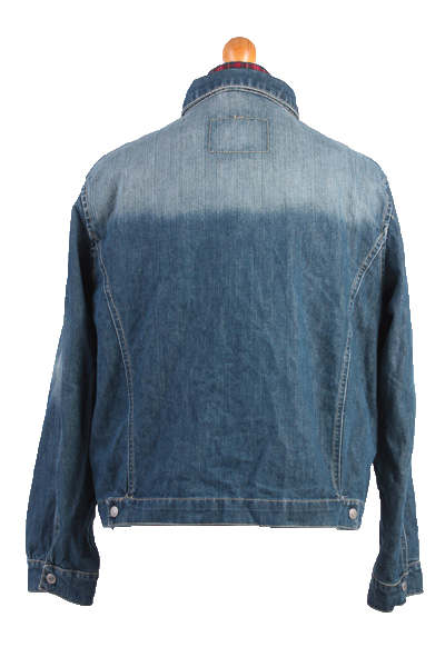 Levis Vintage Denim Jacket Blue Unisex Size XL -DJ915-11613
