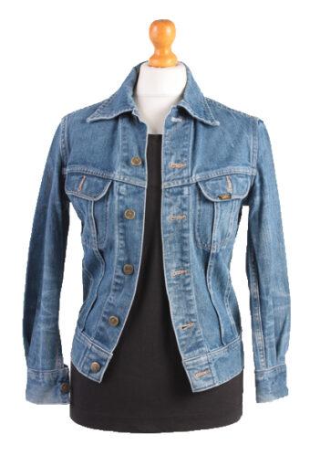 Lee Denim Jacket Blue L