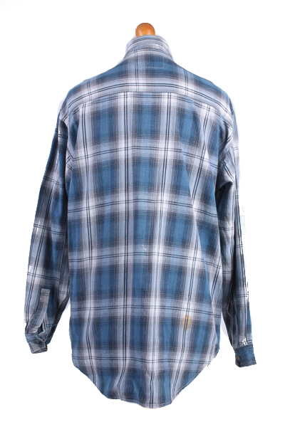 "Levis Vintage Long Sleeve Shirt Blue/Stripes Size 39"" - SH1732-10682"