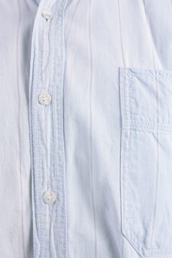 Levis Vintage Long Sleeve Shirt Blue Size M - SH1790-14407