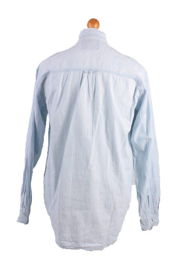 Levis Vintage Long Sleeve Shirt Blue Size M - SH1790-14408