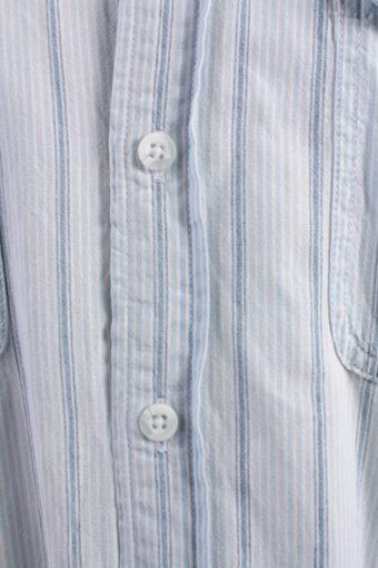 Levis Vintage Long Sleeve Shirt Blue with Stripes Size L - SH1823-14908