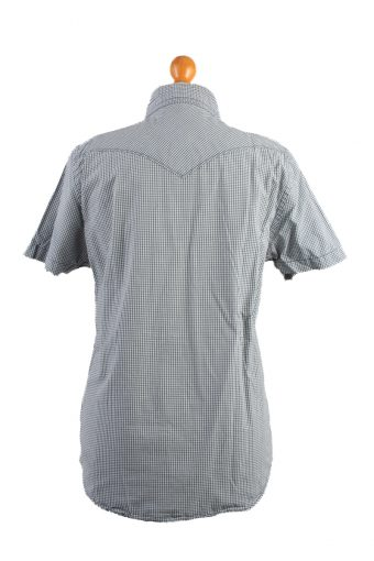 Hollister Vintage Short Sleeve Shirt Navy/Stripes Size S - SH2085-15922