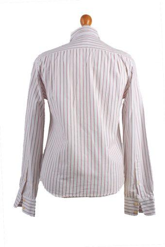 Abercrombie&Fitch Vintage Long Sleeve Shirt White/Stripes Size L- SH2063-15925