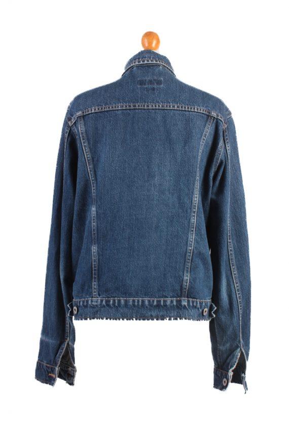 Mustang Jeans Vintage Denim Jacket Blue Size M -DJ1029-16269