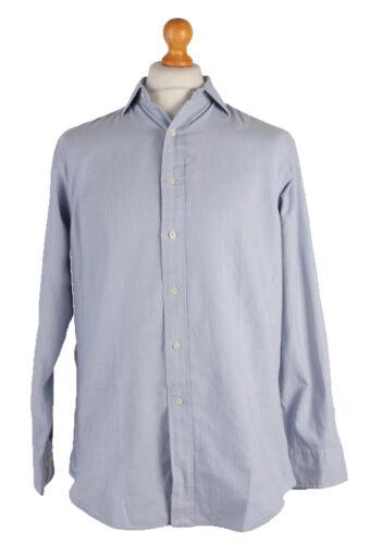 Polo by Ralph Lauren Long Sleeve Shirt Blue XL