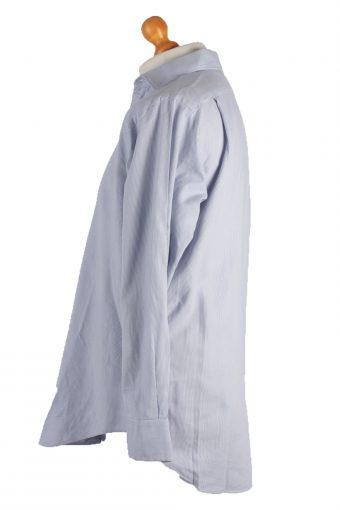 Polo by Ralph Lauren Vintage Long Sleeve Shirt Blue/Design Size 32/33 - SH1132-17089
