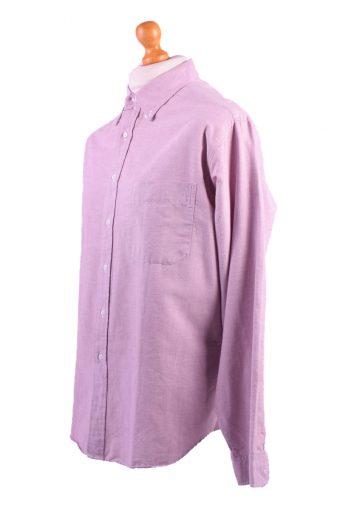 Lee Vintage Long Sleeve Shirt Pink Size XL - SH1942-15414