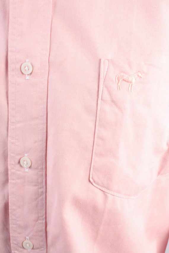 Wrangler Vintage Long Sleeve Shirt Coral Size 36 - SH1954-15458
