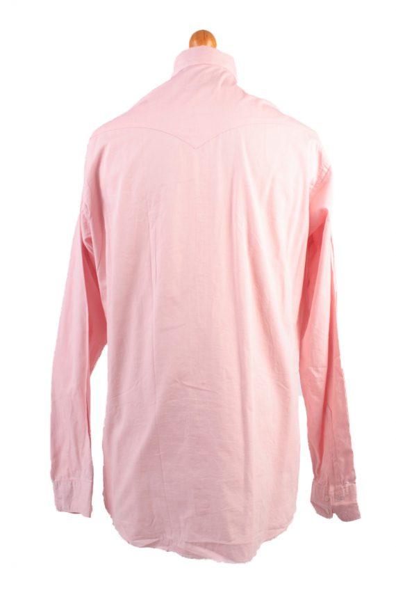 Wrangler Vintage Long Sleeve Shirt Coral Size 36 - SH1954-15459