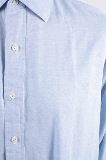 Ralph Lauren Vintage Long Sleeve Shirt Blue Size 33 - SH2029-15759