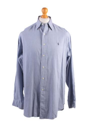 Ralph Lauren Long Sleeve Shirt Blue M