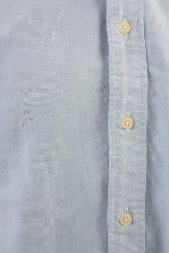 Abercrombie&Fitch Vintage Long Sleeve Shirt Blue Size L- SH2048-15786