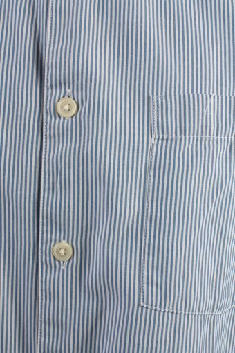 Abercrombie&Fitch Vintage Long Sleeve Shirt Blue/Stripes Size XL- SH2051-15810