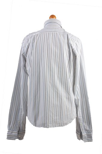 Hollister Vintage Long Sleeve Shirt White/Stripes Size XL - SH2079-15870