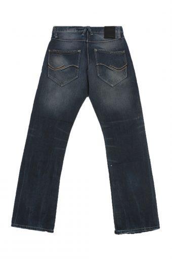 Jack & Jones Vintage Jeans with Button Women Blue W29 L32 -J1667-20173