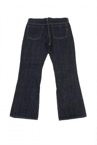 Diesel Vintage Jeans with Button&Zip Women Blue W30 L30 -J1751-20388