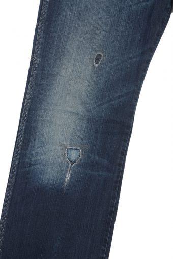 Diesel Vintage Jeans with Button Men Blue W32 L35 -J1790-20528