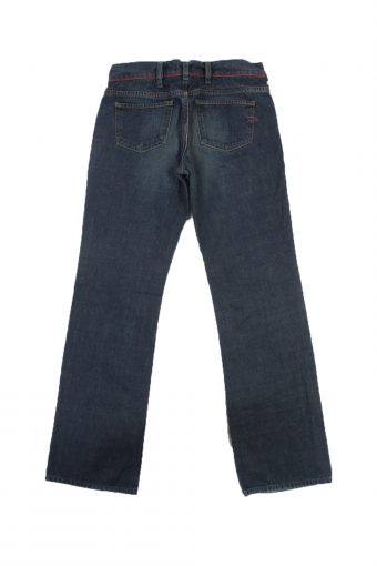 Diesel Vintage Jeans with Button&Zip Women Blue W30 L33 -J1796-20599