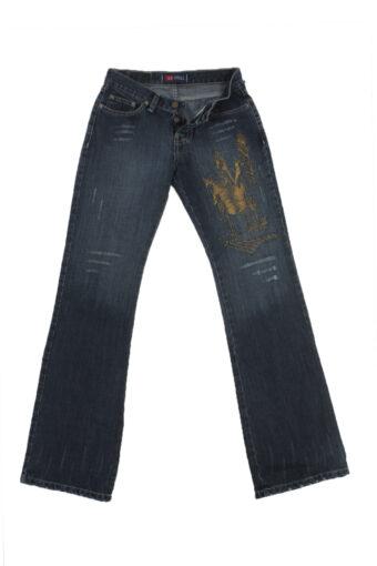 Diesel Jeans Women Design W27 L34