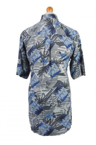 Vintage Hawaiian Shirt Beach Stag Tropical Aloha Summer Multi Size M-SH2211-21277
