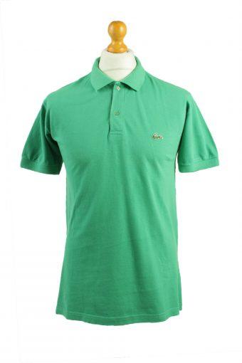 Lacoste Polo Shirt 90s Retro Green L