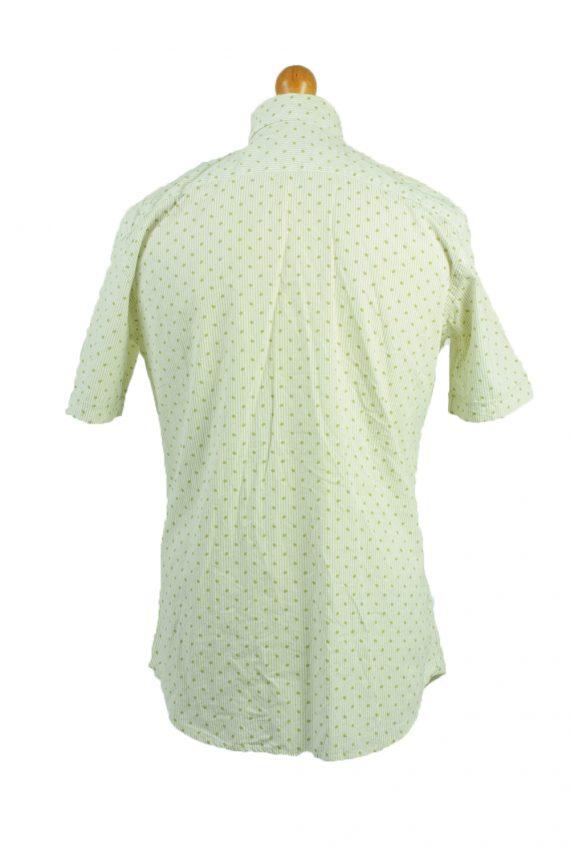 Vintage Hawaiian Shirt Beach Stag Aloha Party Summer Olive/Design Size L-SH2246-21383