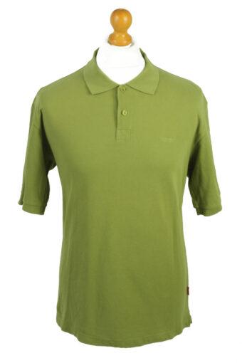 Esprit Polo Shirt 90s Retro Light Green XXL