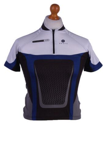 Cycling Shirt Jersey 90s Retro XS
