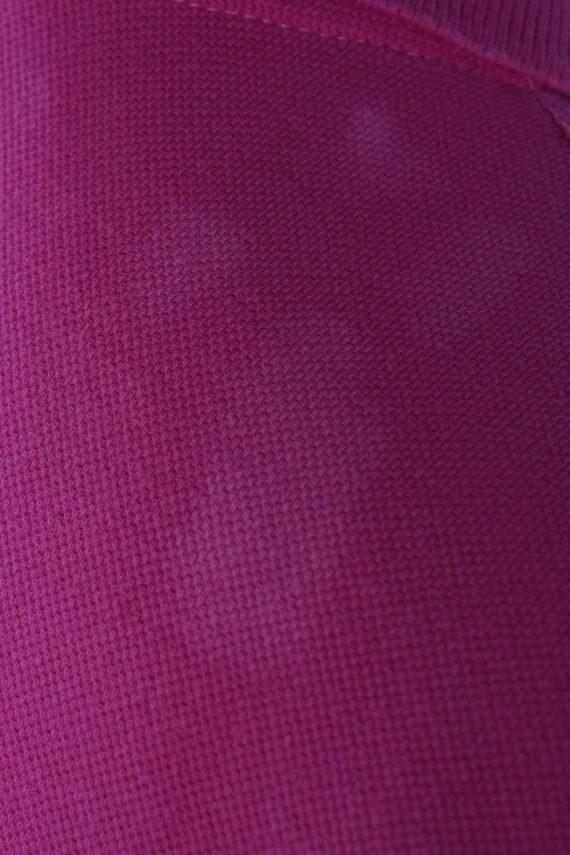 "Lacoste Vintage Casual Men Polo Shirt Pink Chest Size 39"" -PT0505-24939"