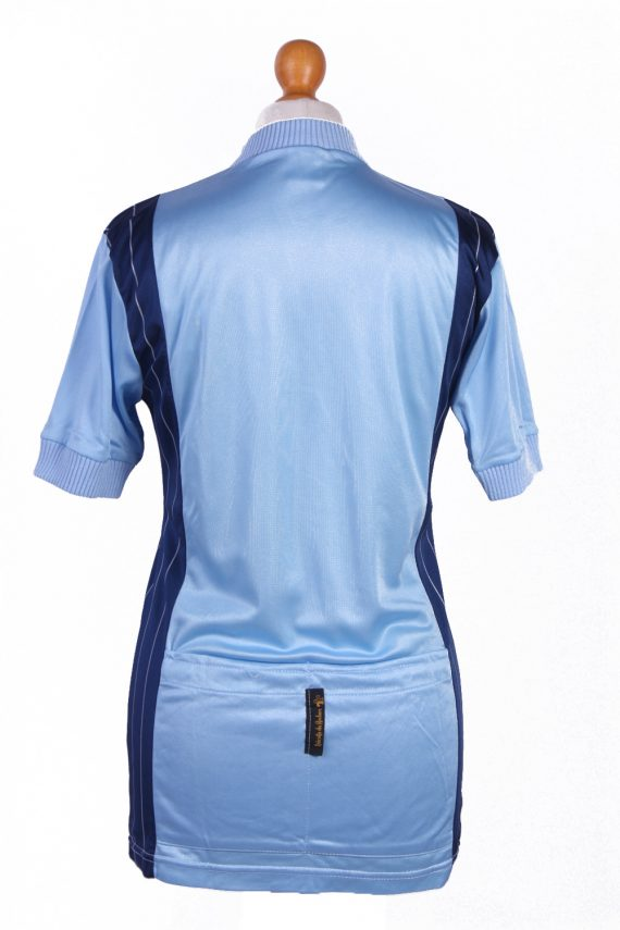 """Retro Cycling Cycle Vintage Sport Race Jersey Shirt Blue Chest Size 36""""-CW0319-25849"""