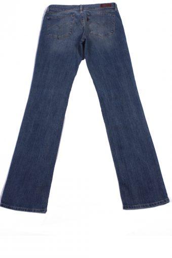 Levi`s Vintage Blue Jeans with Buttons&Zip Unisex Size - W27 L32 - J2087-26108