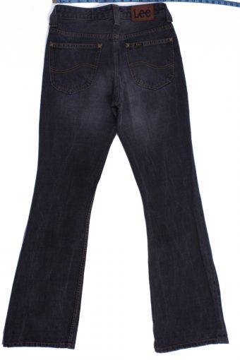 Lee Vintage Dark Grey Jeans with Buttons&Zip Women Size - W28 L32.5 - J2101-26151