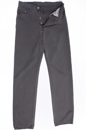 Levi's 451 Denim Jeans High Waist Women W29 L34