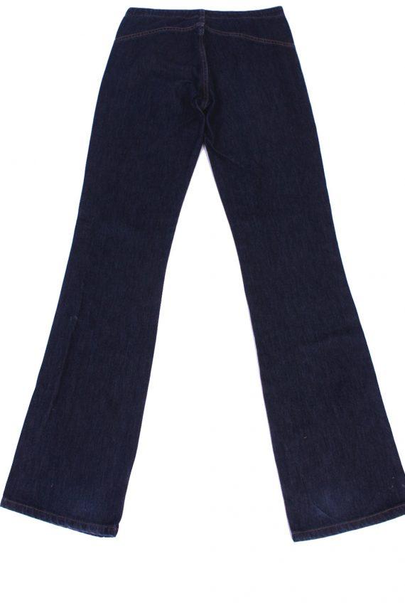 """Levi`s Vintage Blue Jeans with Buttons&Zip Women Size - W:30"""" L:34"""" - J2150-26299"""