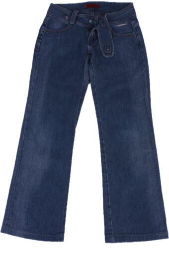 Levi's Denim Jeans Low Waist Bootcut Women W28 L28