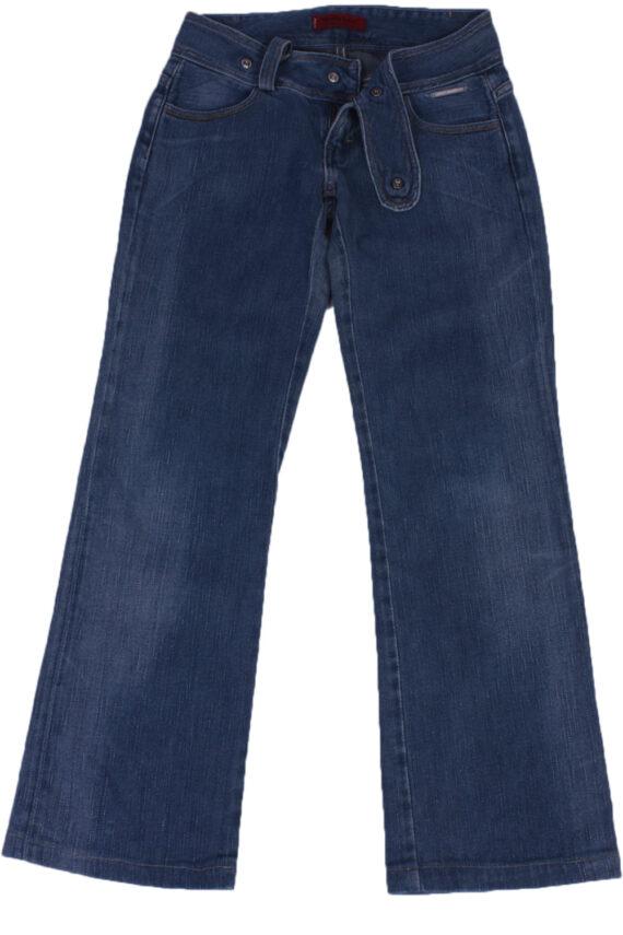 """Levi's Vintage Blue Jeans with Buttons&Zip Women Size - W:26"""" L:28"""" - J2195-0"""