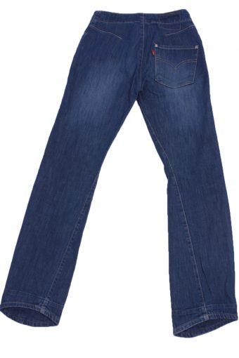 """Levi's Vintage Blue Jeans with Buttons&Zip Unisex Size - W:26"""" L:30"""" - J2290-26827"""